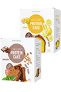 Body Attack Low Carb Protein Cake Mix 150g - gymstop