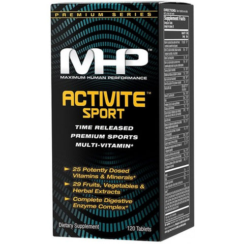 MHP Activite Sport - 120 tablets - gymstop