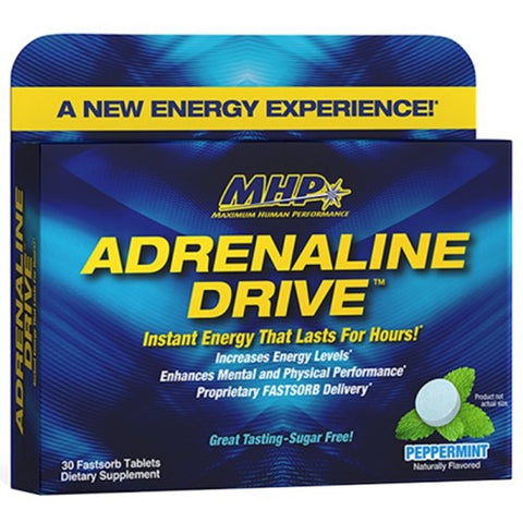 MHP Adrenaline Drive - 30 tablets - gymstop