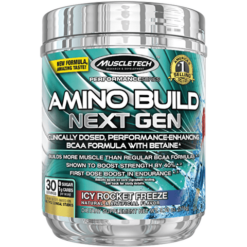 MuscleTech Amino Build Next Gen - gymstop