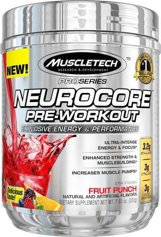 MuscleTech NeuroCore 212g