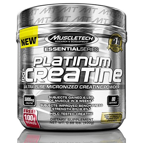 MuscleTech Platinum 100% Creatine - gymstop