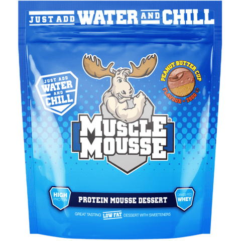 Muscle Moose Muscle Mousse Dessert - gymstop
