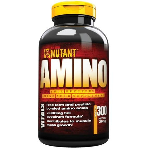 Mutant Amino - gymstop
