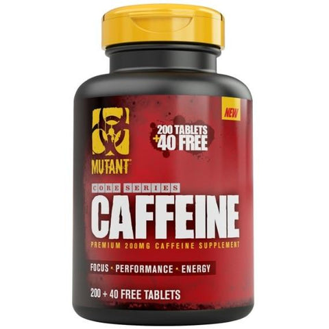 Mutant Core Caffeine - gymstop
