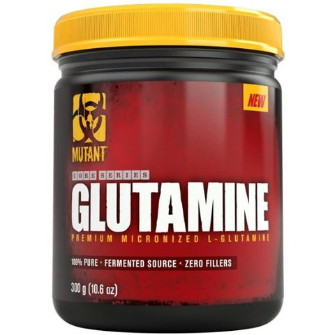 Mutant Core L'Glutamine - gymstop
