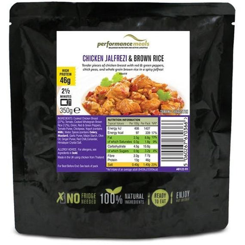 Natural Performance Meals