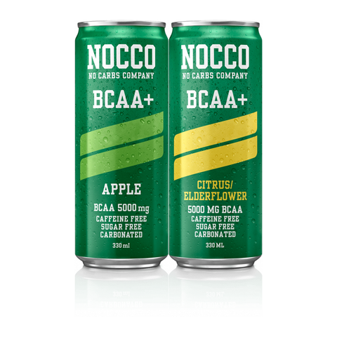 NOCCO BCAA+ 1 x 330ml - gymstop