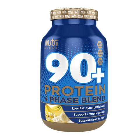 NutriSport 90+ Protein 2.5kg - Over Stock