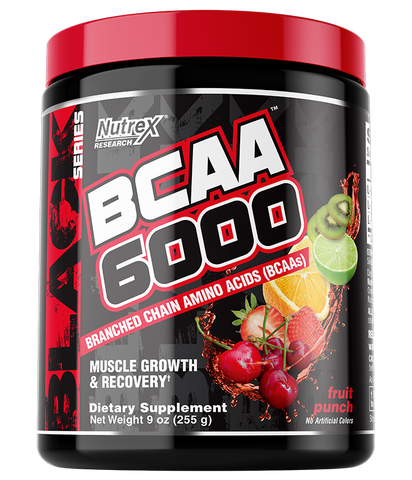 Nutrex BCAA 6000 255g - gymstop