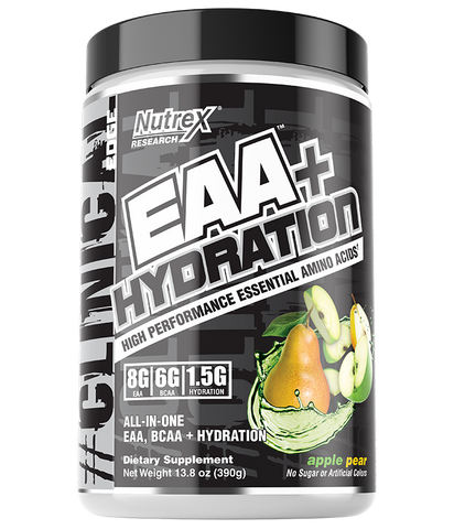 Nutrex EAA + Hydration 390g - gymstop