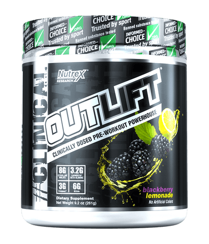 Nutrex OutLift 248g - gymstop