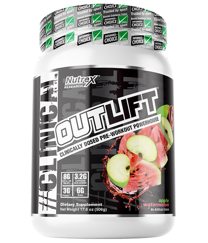 Nutrex OutLift 496g - gymstop