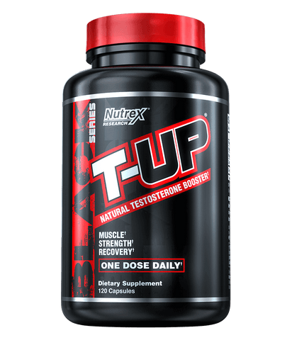 Nutrex T-UP 120 Caps - gymstop