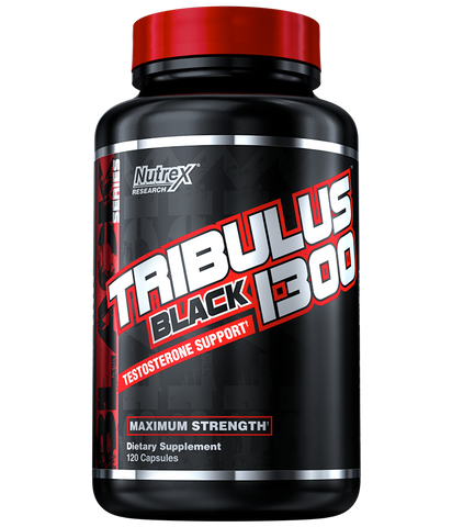 Nutrex Tribulus Black 1300 120 Caps - gymstop