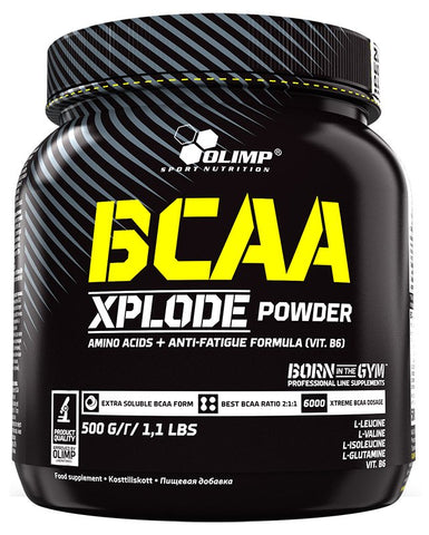 Olimp Nutrition BCAA Xplode 500g - gymstop