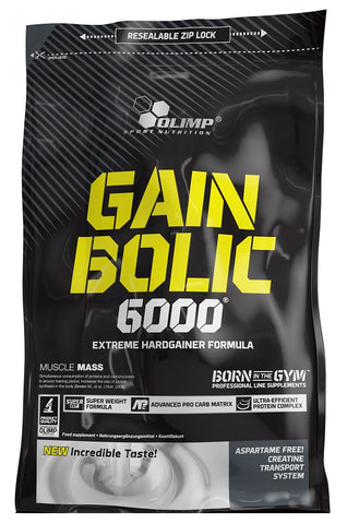 Olimp Nutrition Gain Bolic 6000  1kg - gymstop