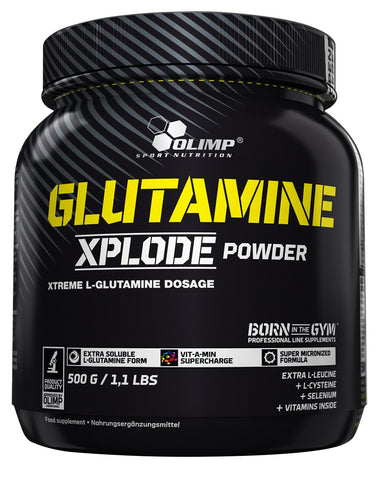 Olimp Nutrition Glutamine Xplode  500g - gymstop