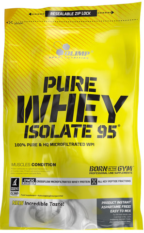 Olimp Nutrition Pure Whey Isolate 95  600g - gymstop