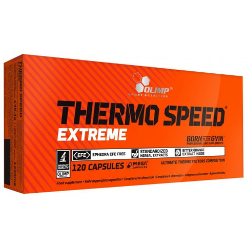 Olimp Nutrition Thermo Speed Extreme  120 mega caps - gymstop