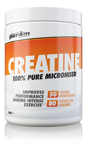 Per4m Micronised Creatine 400g - gymstop