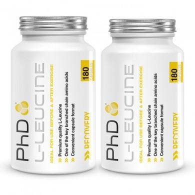 PhD Nutrition L-Leucine - gymstop