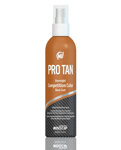 Pro Tan Overnight Competition Color Base Coat 250 ml - gymstop