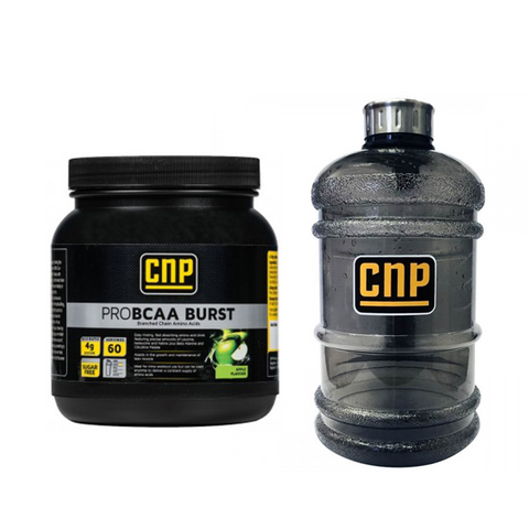 CNP Professional Pro BCAA Burst 750g + Free 2.2L Shaker - gymstop