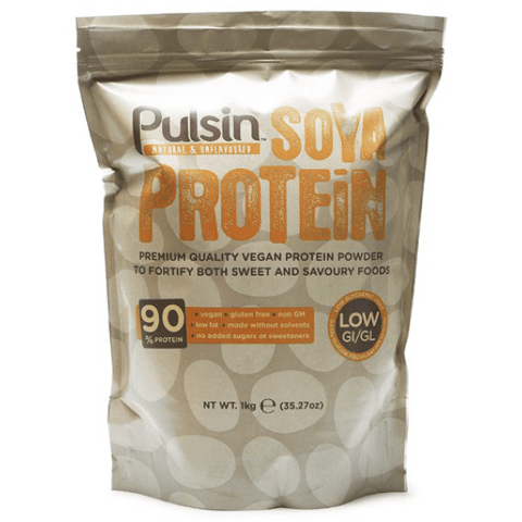 Pulsin Soya Protein Isolate - gymstop