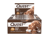 Quest Nutrition Bar US Version 12 x 60g (OLD PACKAGING) - Short Dated - gymstop