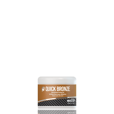 Pro Tan Instant Quick Bronze Top Coat Sheen Gel - gymstop