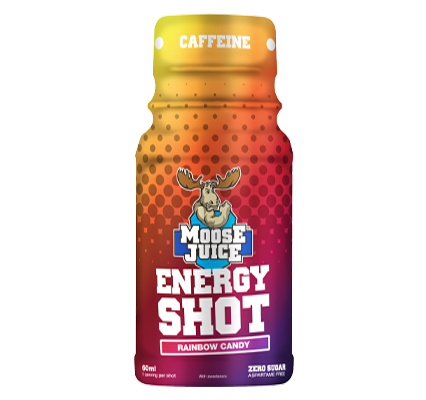 Moose Juice Energy Shots 1 x 60ml - gymstop