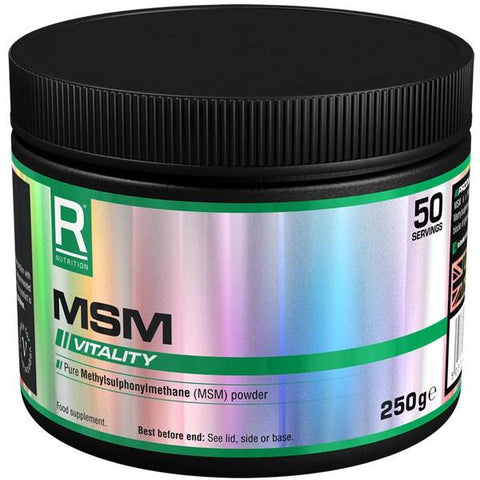 Reflex MSM Powder - gymstop