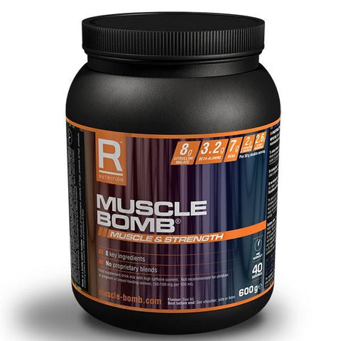 Reflex Nutrition Muscle Bomb 600g - gymstop