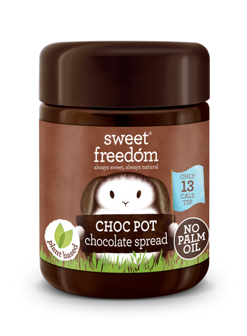 Sweet Freedom Choc Pot Spread 250g