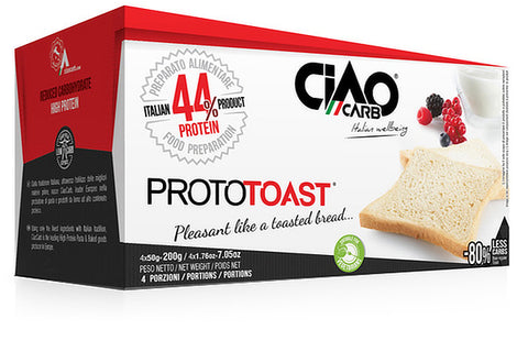 Ciao Carb Protein Toast 200g