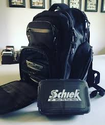 Schiek Model 900MP Back Pack - gymstop