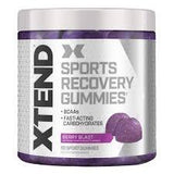 Scivation Xtend Sports Recovery Gummies - 60 gummies - gymstop