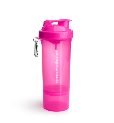 SmartShake Slim Pink 500ml