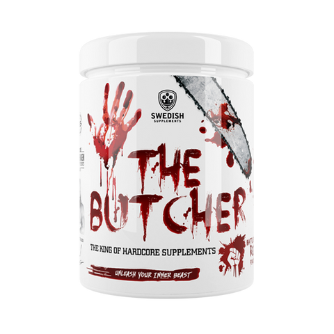 Swedish Supplements The Butcher 525g - gymstop