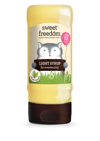 Sweet Freedom Natural Light Syrup 350g
