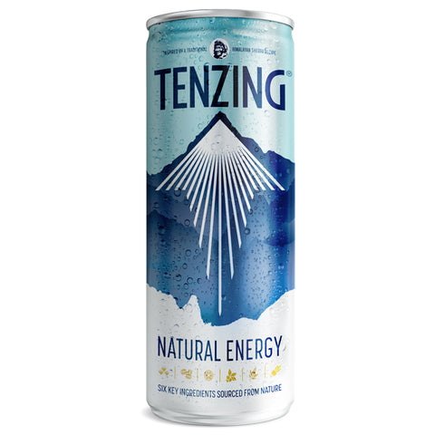 Tenzing Natural Energy 24 x 250ml - gymstop