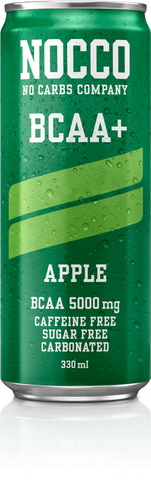 NOCCO BCAA+ 24 x 330ml - gymstop