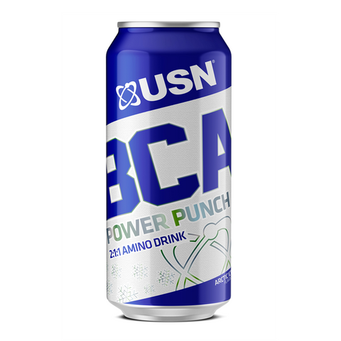 USN BCAA PowerPunch RTD 24 x 500ml - gymstop