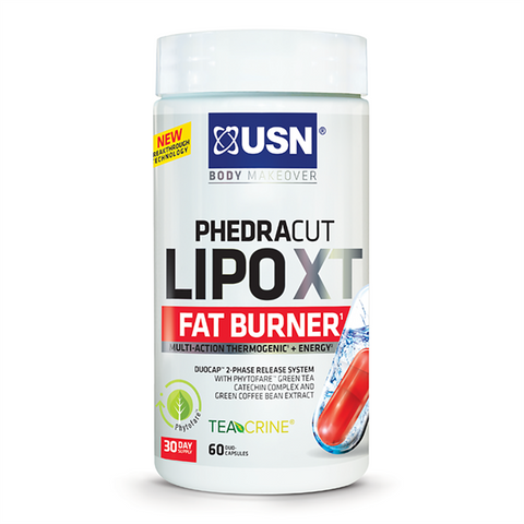 USN PhedraCut Lipo XT Fat Burner - gymstop