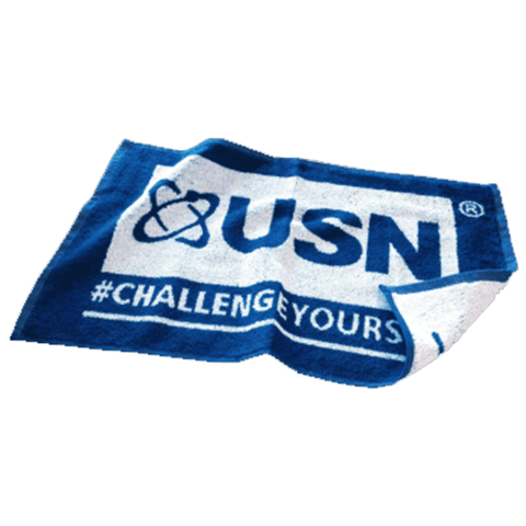 USN Cotton Gym Towel - gymstop