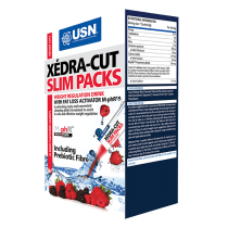 USN Xedra Cut Slim Packs 20 Sachets