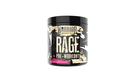 Warrior Rage - Pre Workout