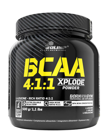 Olimp Nutrition BCAA 4:1:1 Xplode - gymstop