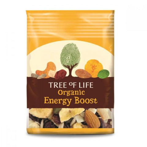 Tree of Life Organic Energy Boost 40g